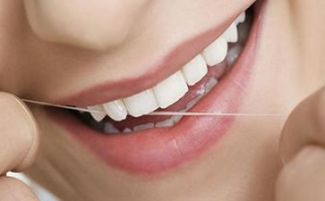 洗牙后牙缝为什么变大