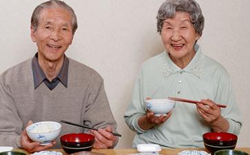 老年人饮食养生