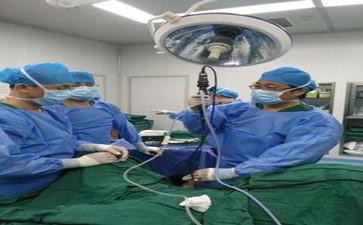 输尿管结石手术